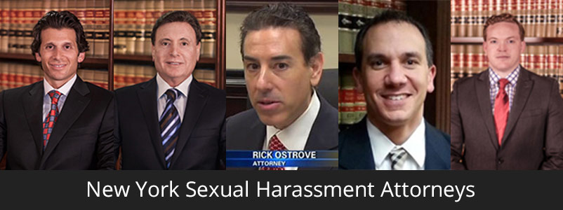 New York Sexual Harassment Attorneys